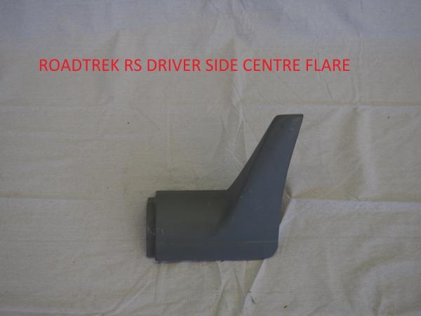 Roadtrek RS driver side center flare