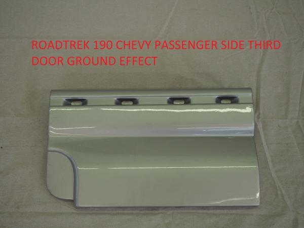 Roadtrek 190 PS rear ground effect HM 1084