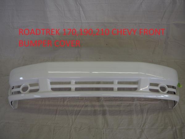 Roadtrek bumper cover