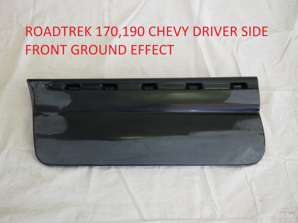 Roadtrek 170,190 driver side front ground effect