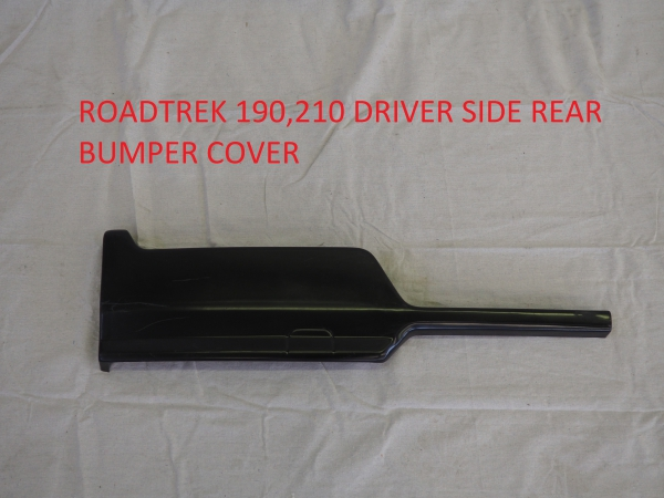Roadtrek 170 190,210 Chevy driver side rear bumper