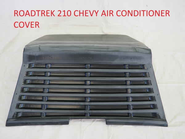 Roadtrek 210 Chevy air conditioner cover
