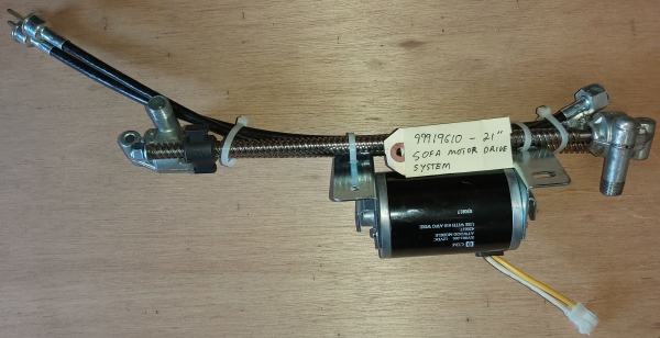 Sofa Bed 21 inch Motor Drive System