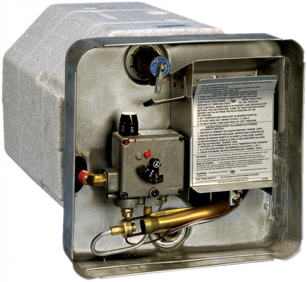 Suburban Water Heater 6 gal Pilot Ignition SW6P