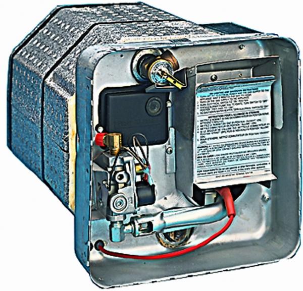 Suburban Water Heater 6 gal DSI SW6D