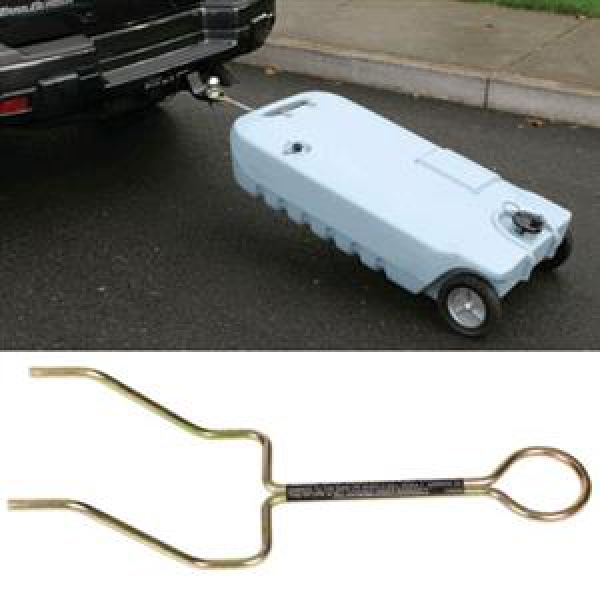 Tote-N-Stor 32 Gallon w/Tow Brkt and Accessories