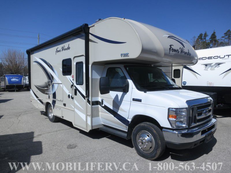 2018 THOR MOTOR COACH FOUR WINDS 24F