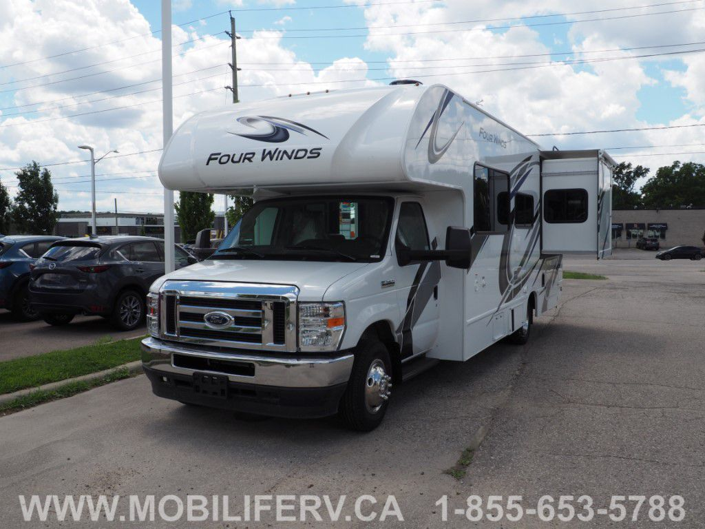 2021 THOR MOTOR COACH FOUR WINDS 26B