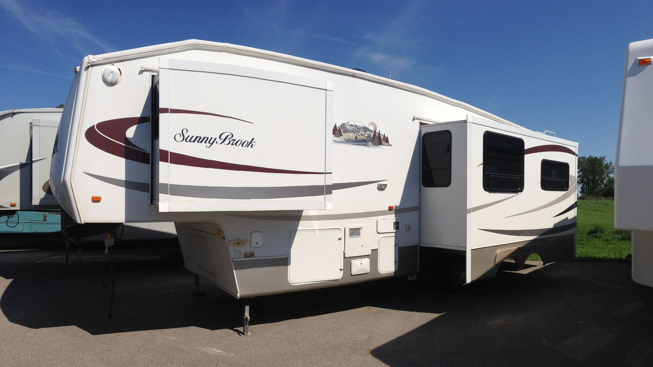 Awesome 36 Foot Rv For Sale Or Trade  RVs Motorhomes  London  Kijiji