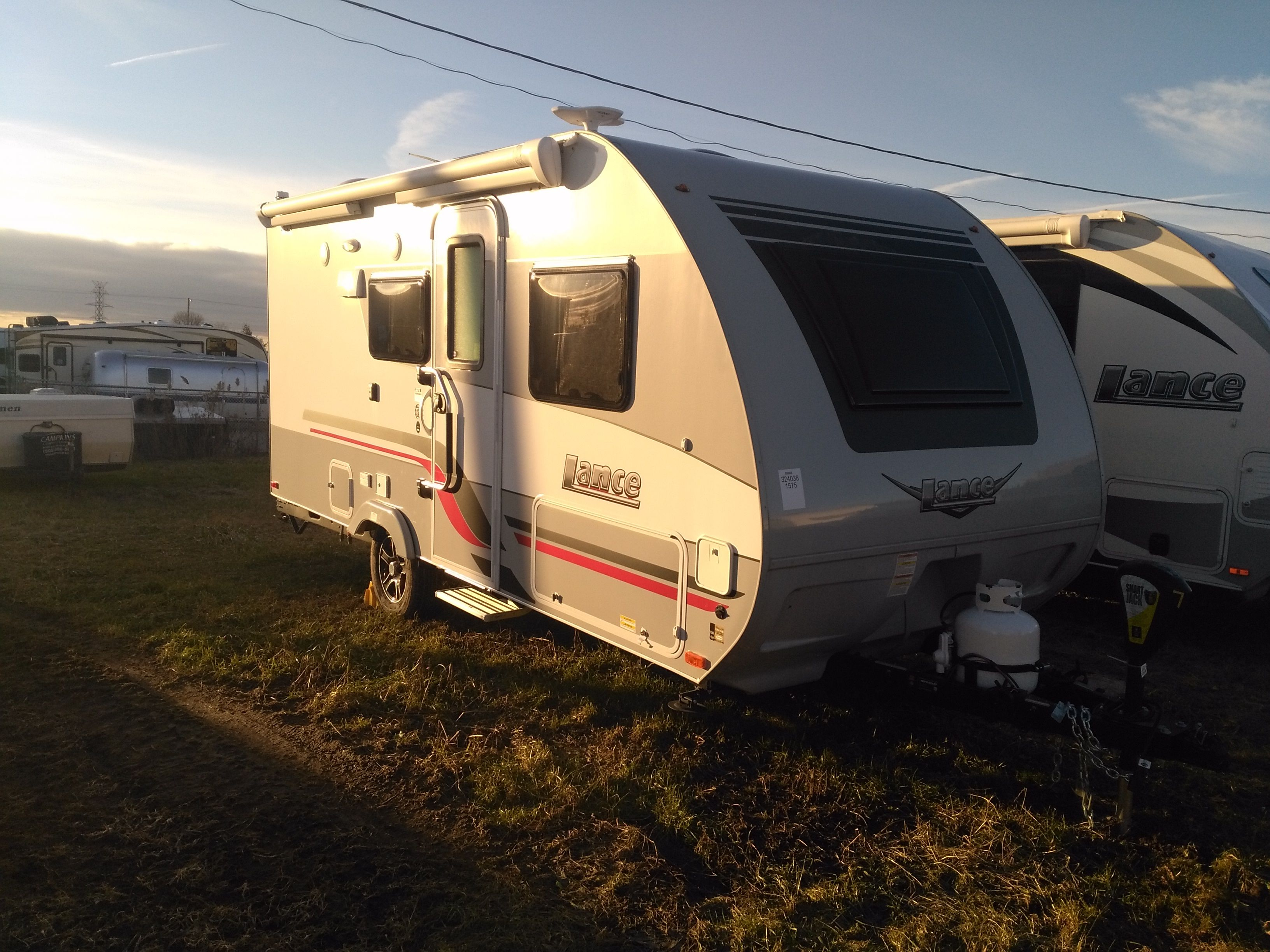 Lance Travel Trailers - Airstreams | Campers | Can-Am RV ...