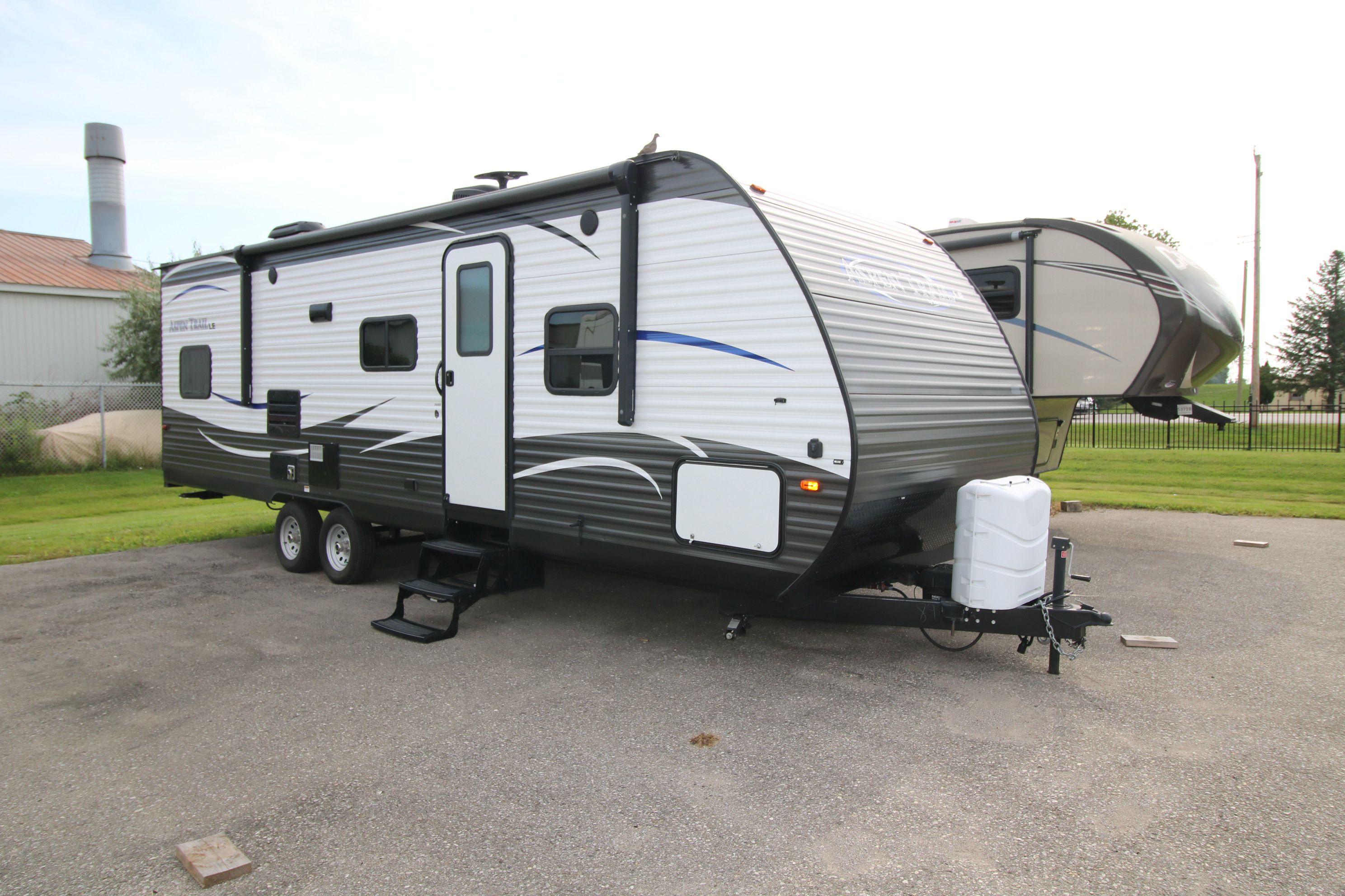 Used Aspen Travel trailers for sale - TrailersMarket.com