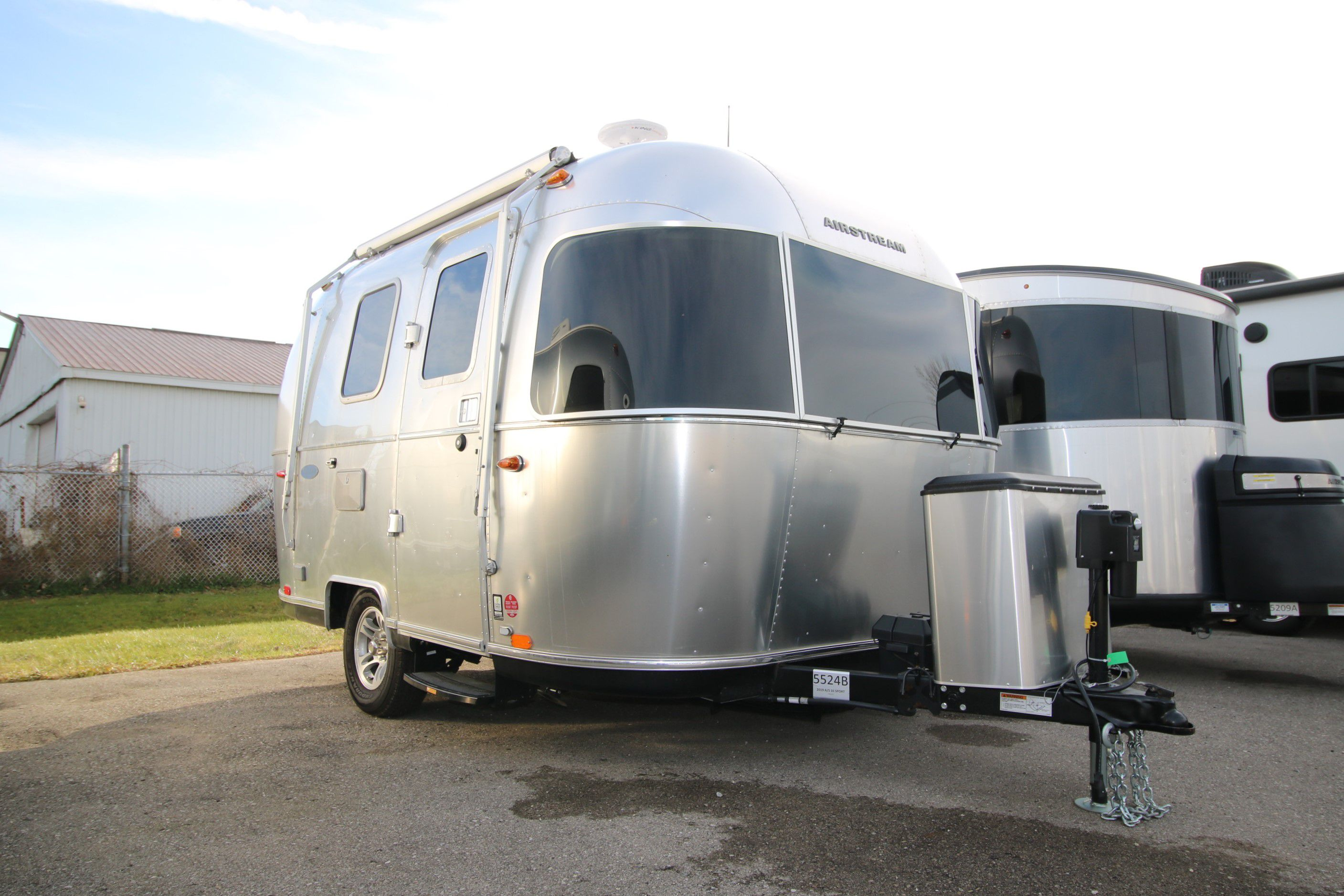 Used Airstream Travel trailers for sale in ON ...