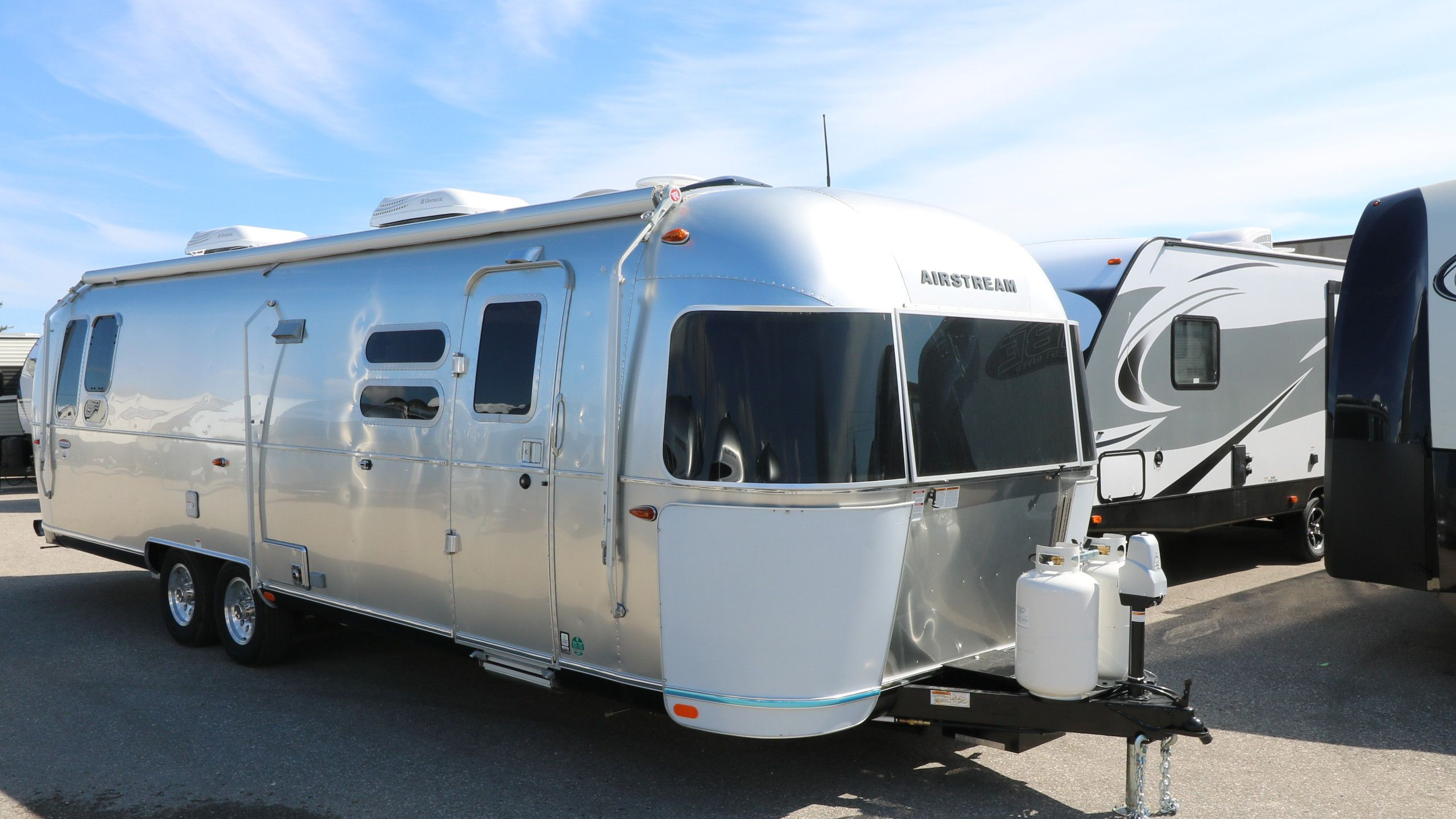Airstream Travel Trailers Can Am Rv Centre