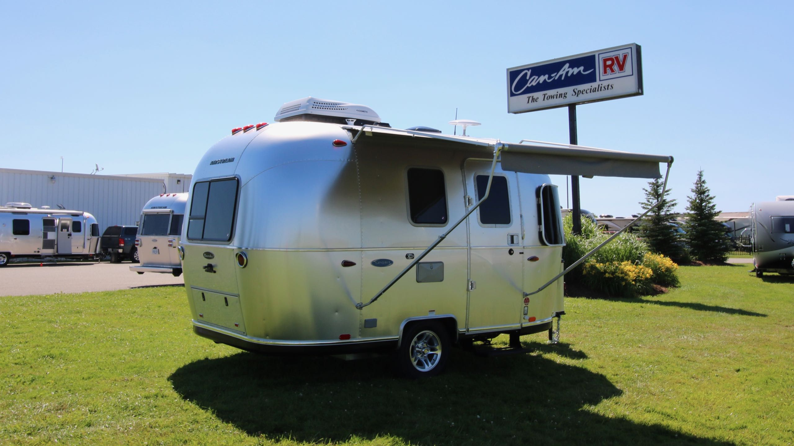 Sport Travel Trailers Can Am Rv Centre