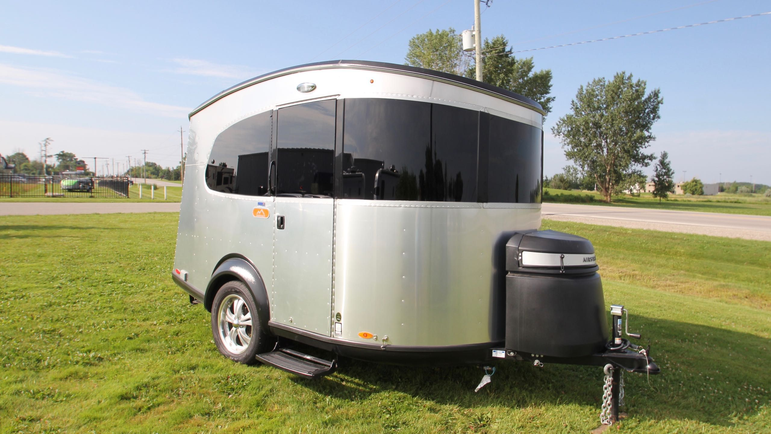 new airstream trailers for sale in on. Black Bedroom Furniture Sets. Home Design Ideas