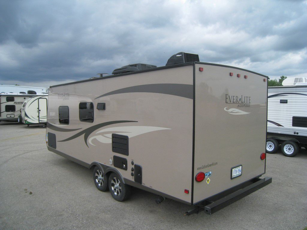 Used Travel Trailers Can Am Rv Centre Autos Post