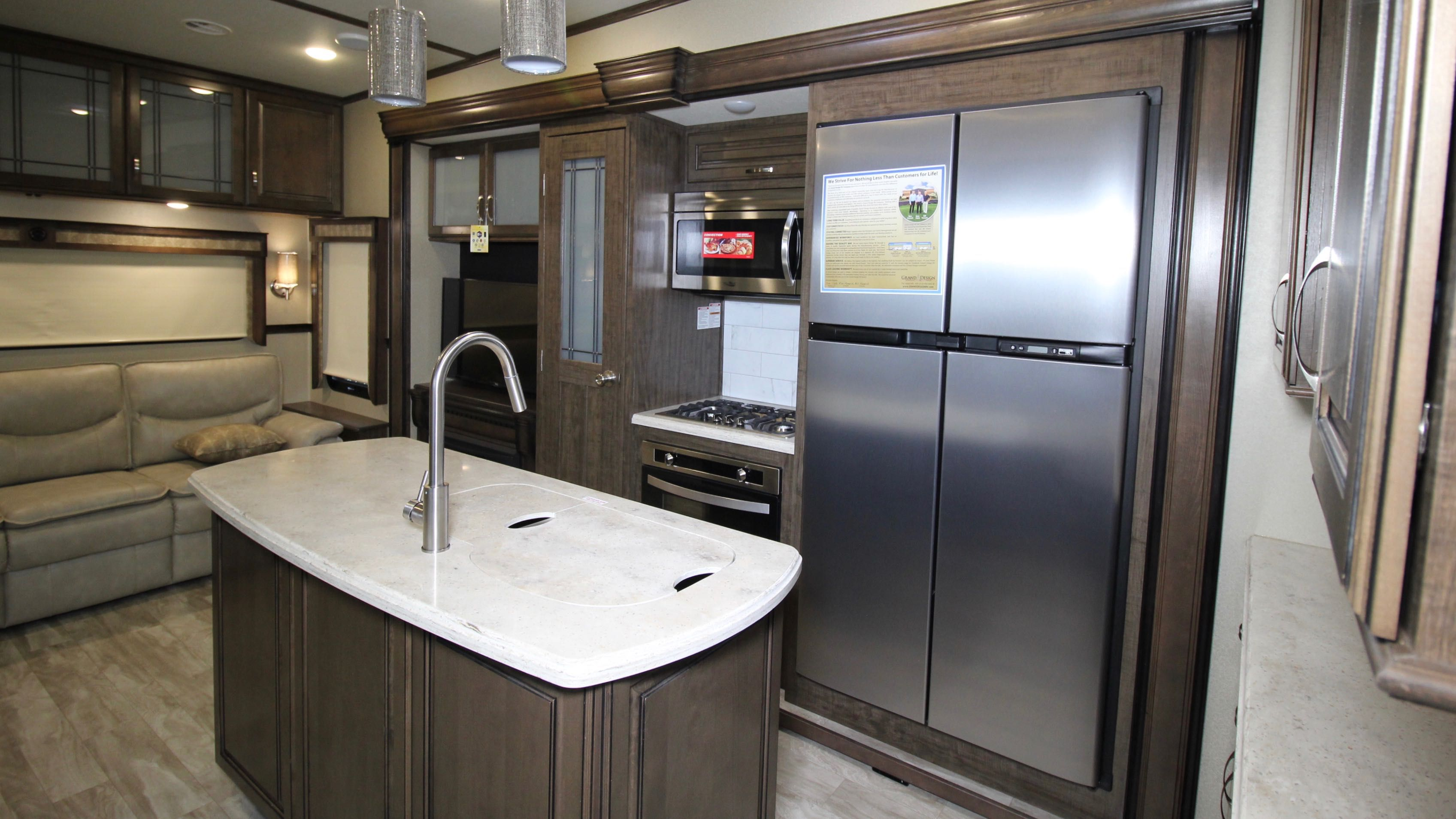 Rv Trailers For Sale Ontario >> NEW 2018 GRAND DESIGN SOLITUDE 377MBS FIFTH WHEEL - 545984 ...