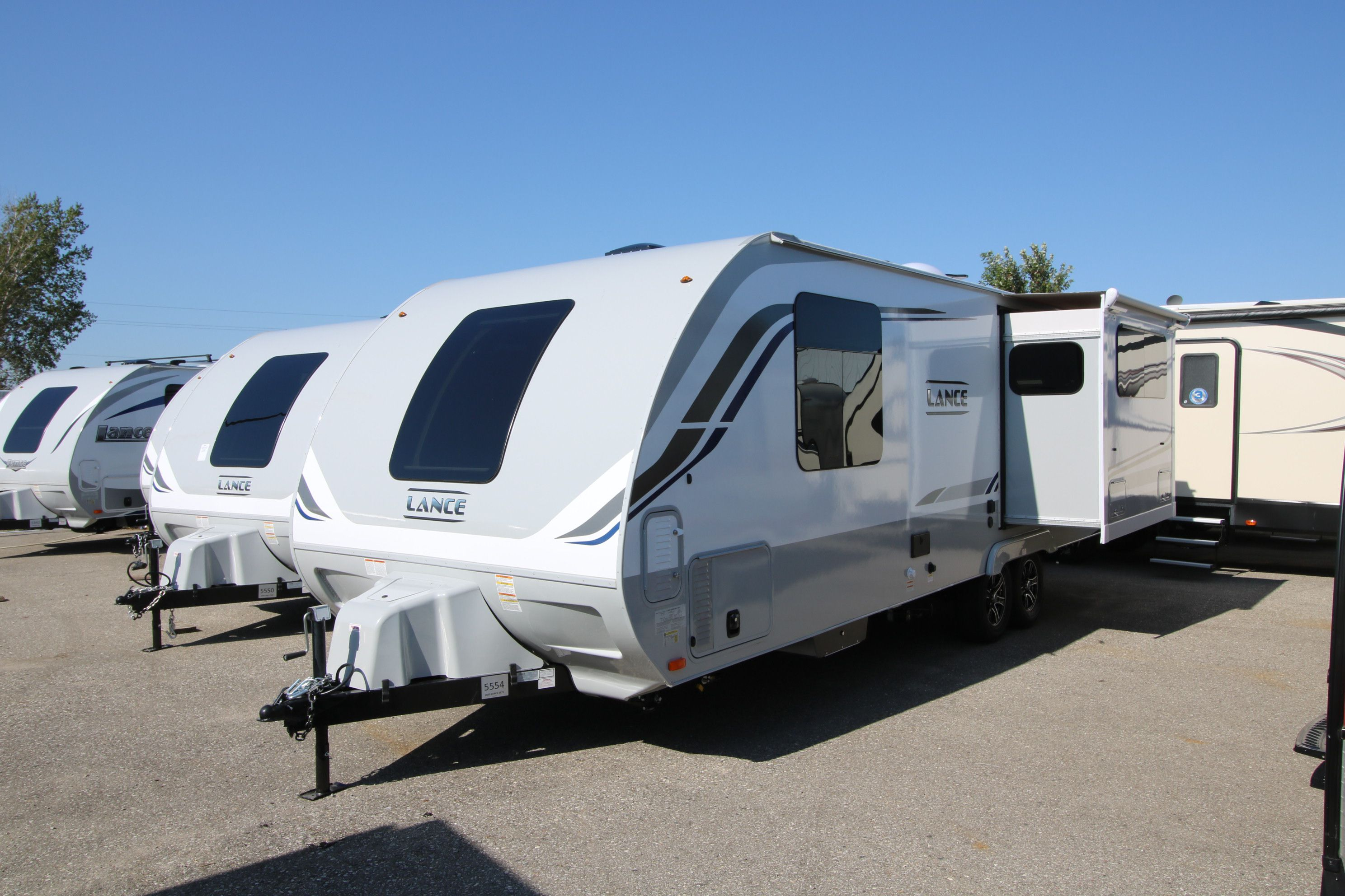 Lance Travel Trailers - Airstreams | Campers London ...