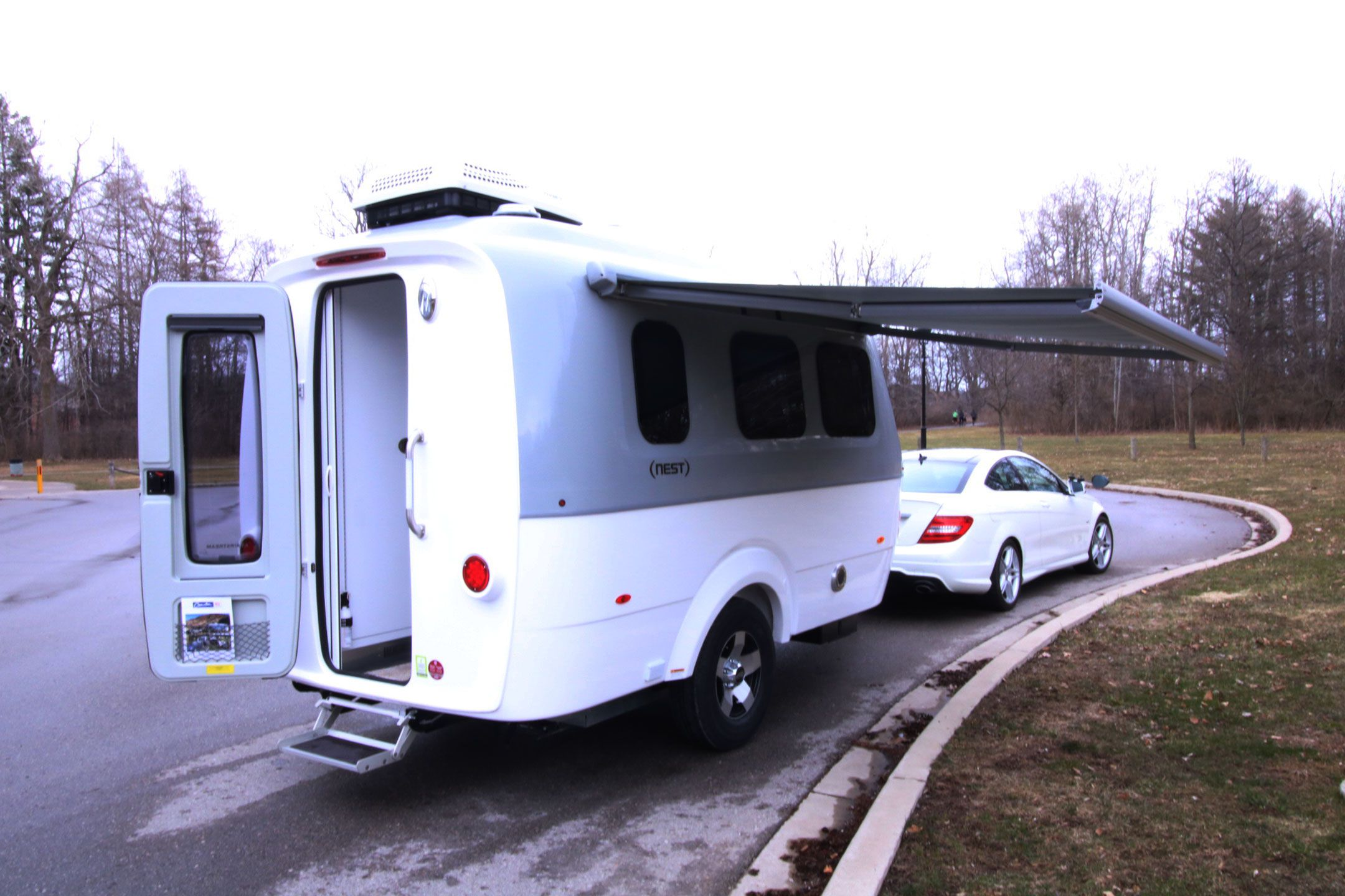 Banner Travel Trailer For Sale