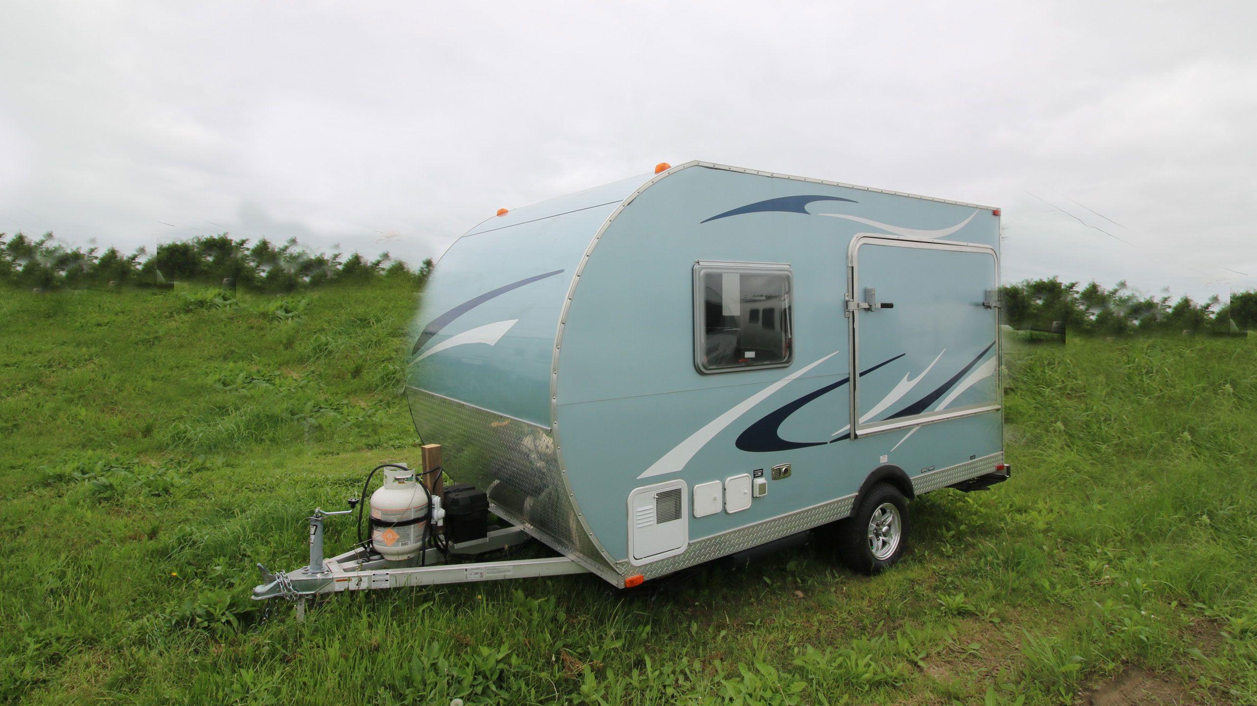 Used Livin Lite Travel trailers for sale - TrailersMarket.com