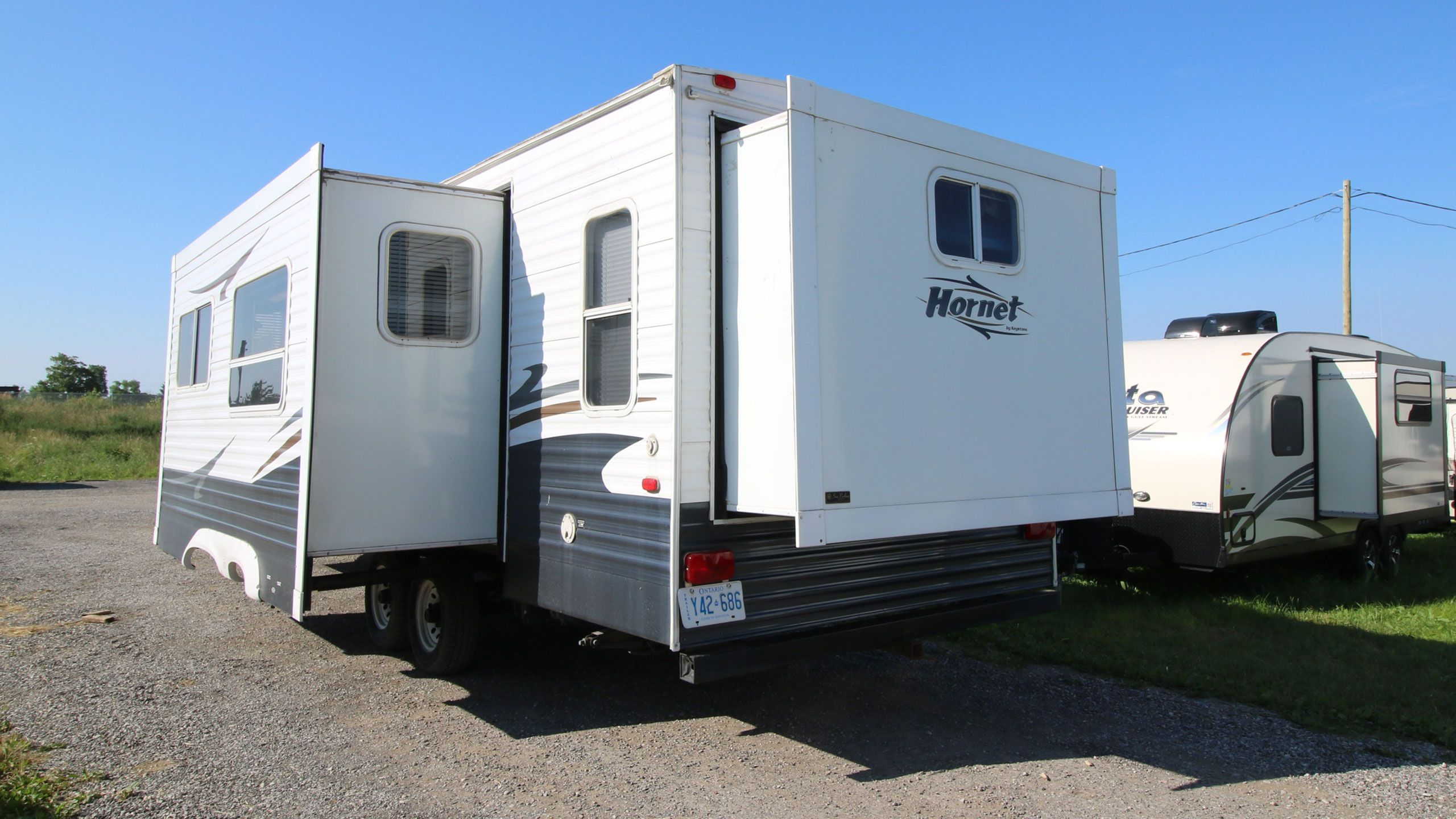 View Can-Am RV Centre RVs for sale | 151 - 160 of 163 units