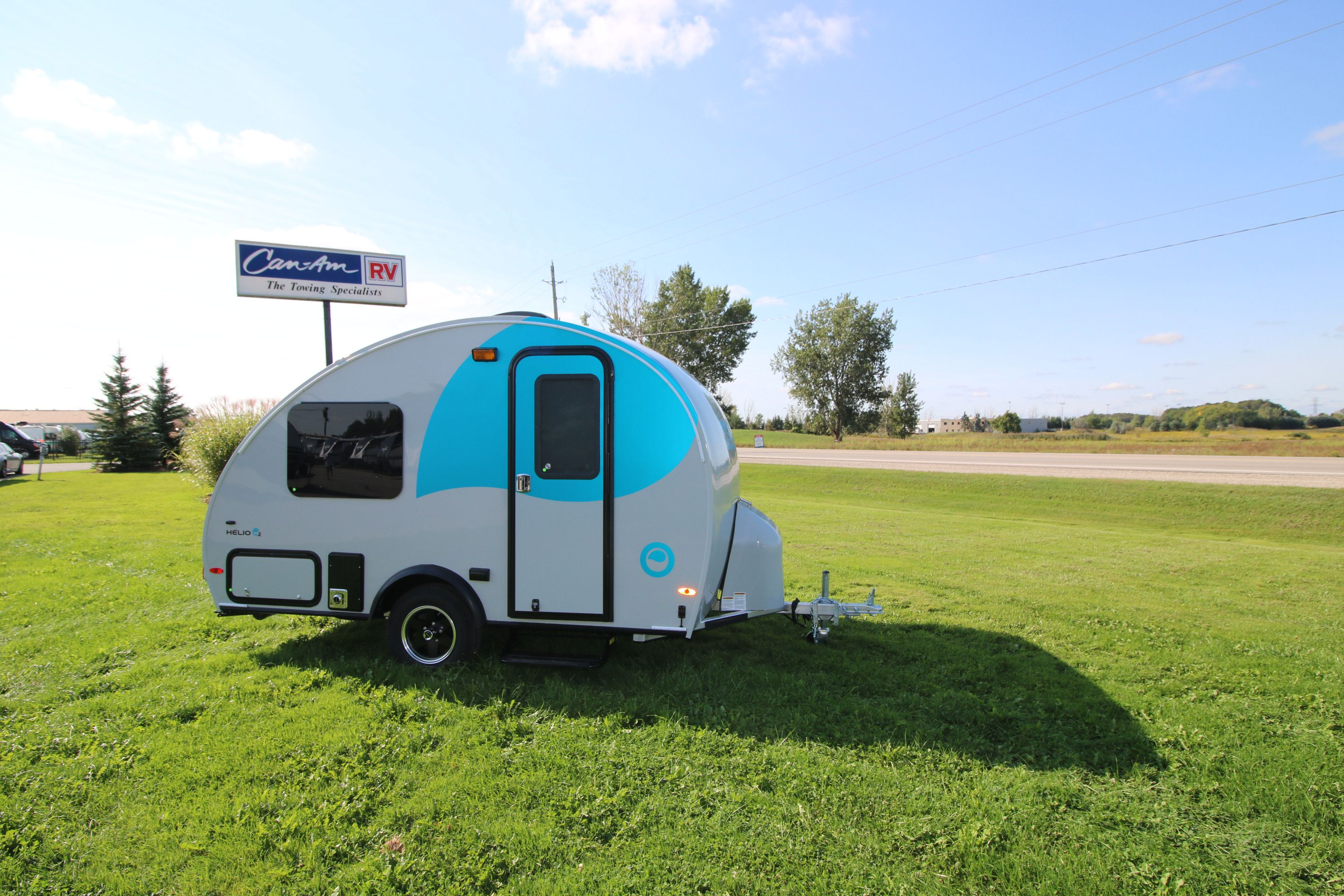 2019 Helio Helio O3 Airstream Of Ontario
