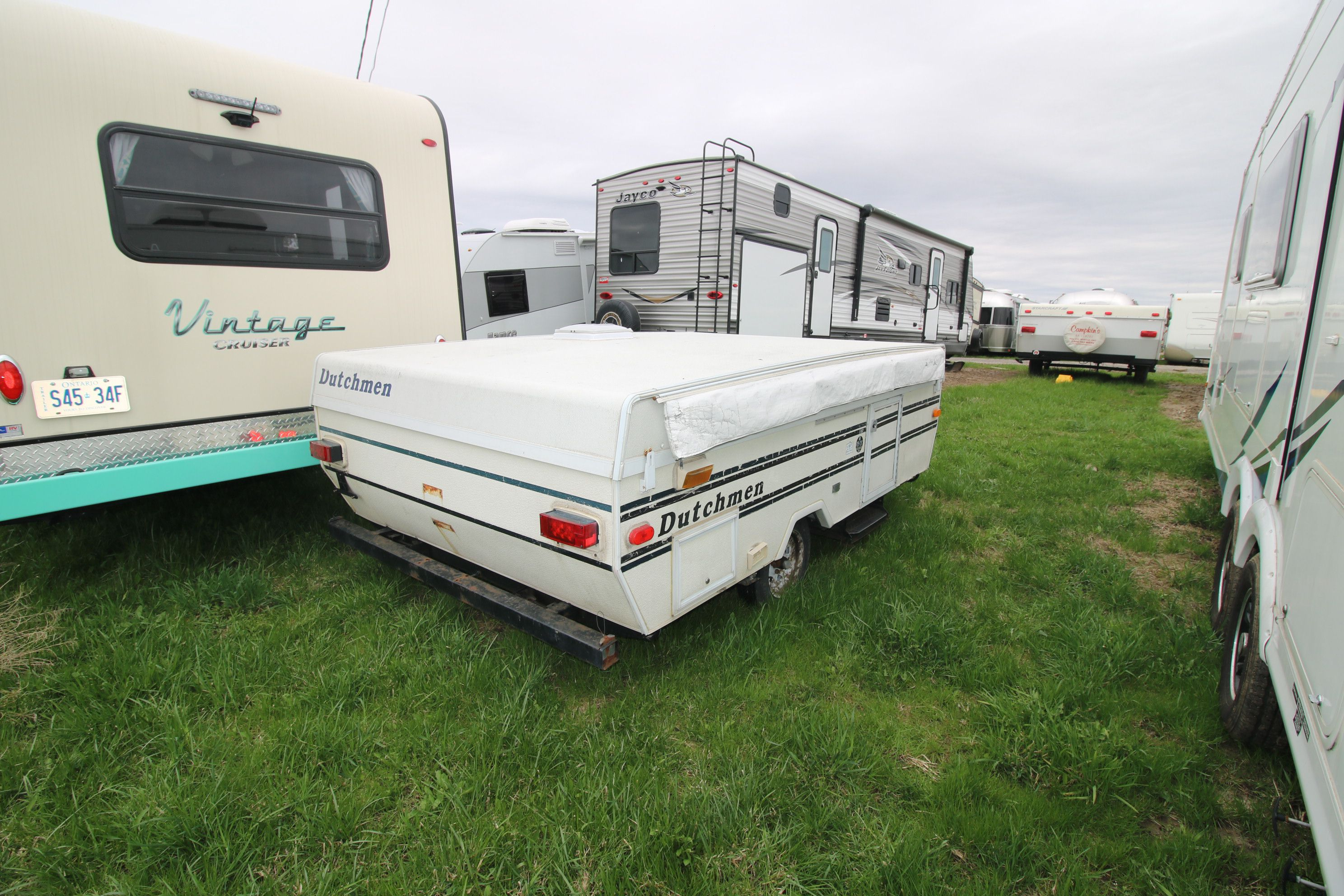 Used Dutchmen RV Pop Up trailers for sale - TrailersMarket com