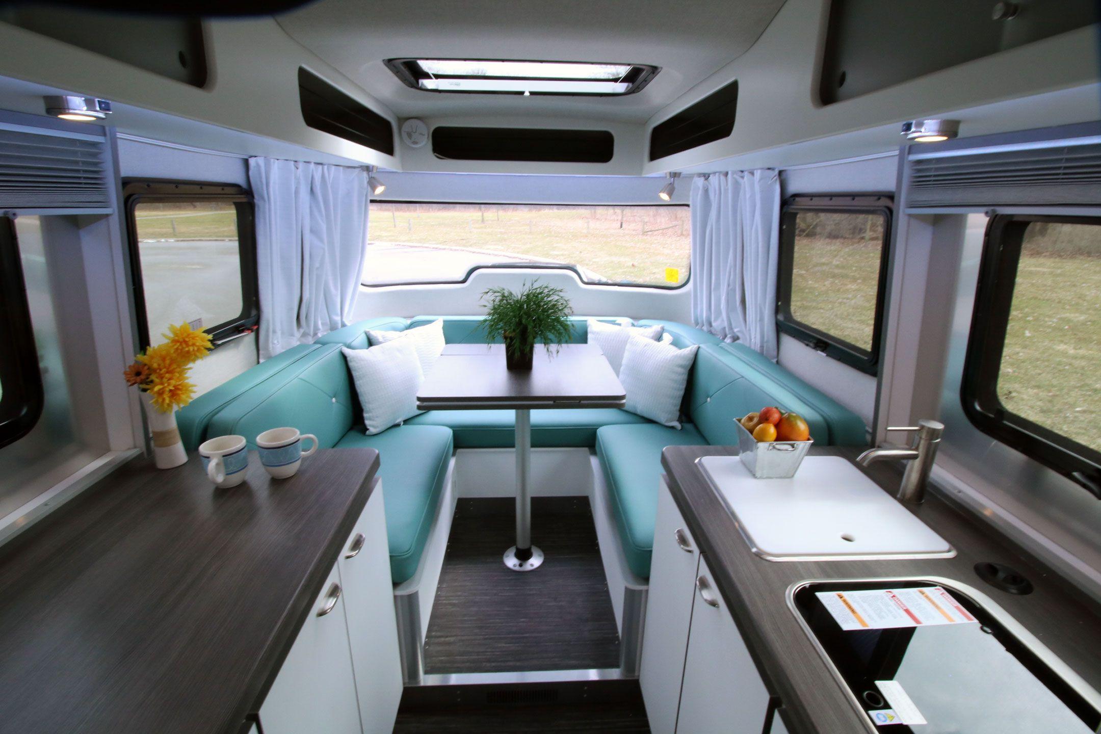 New 2019 Airstream Nest 16u Travel Trailer London