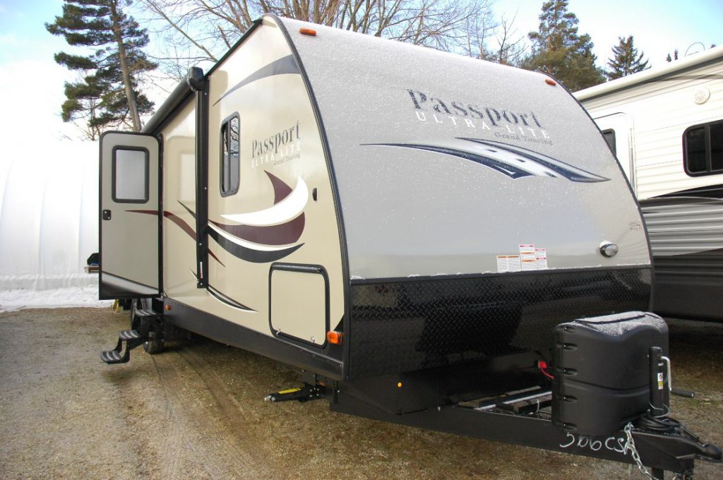 2019 KEYSTONE RV Passport 3350BH