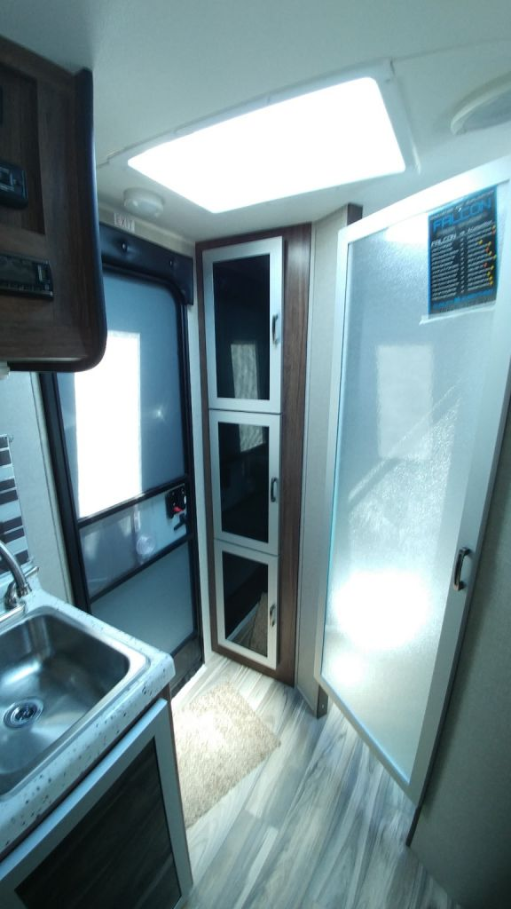 2018 Travel Lite Falcon F 21rb Under The Stars Rv