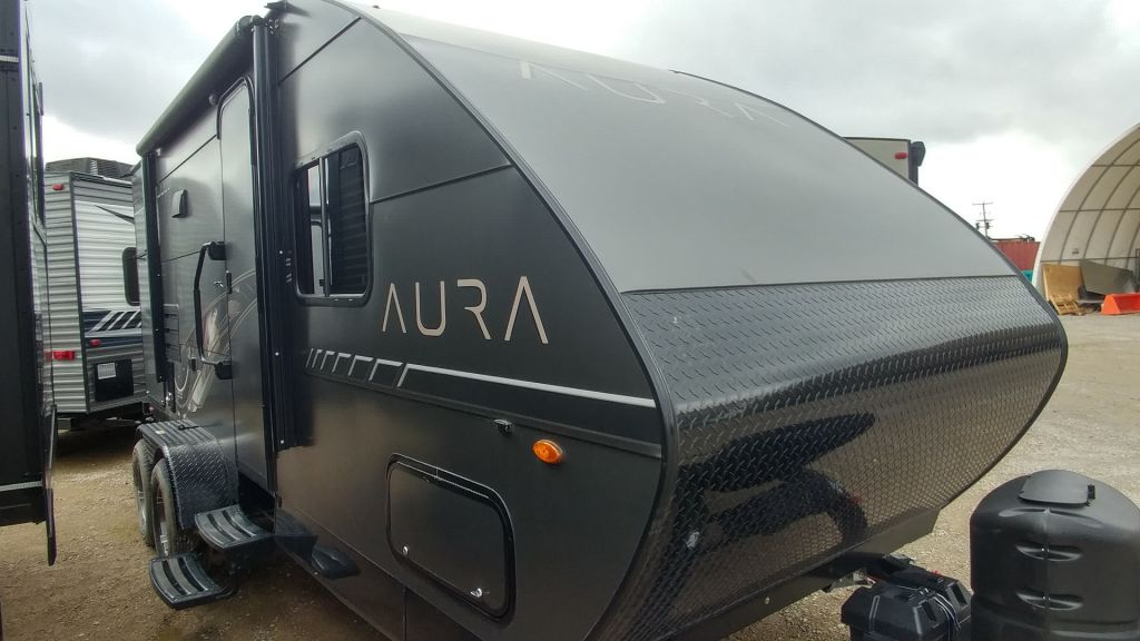 2019 TRAVEL LITE AURA A-24RBK