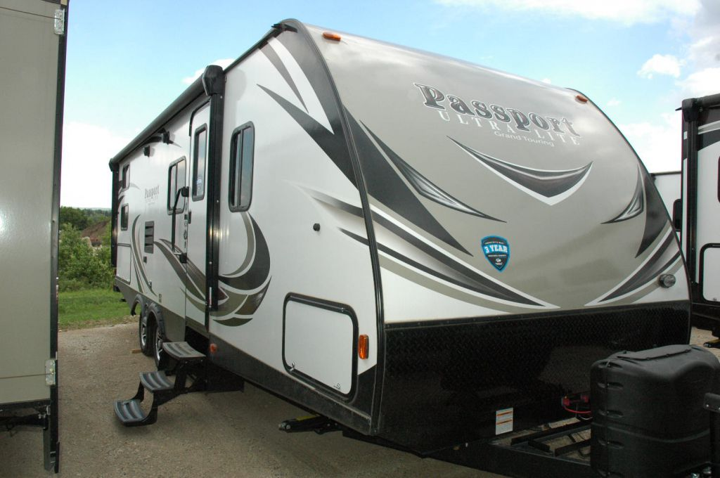 2019 KEYSTONE RV PASSPORT 2670BH