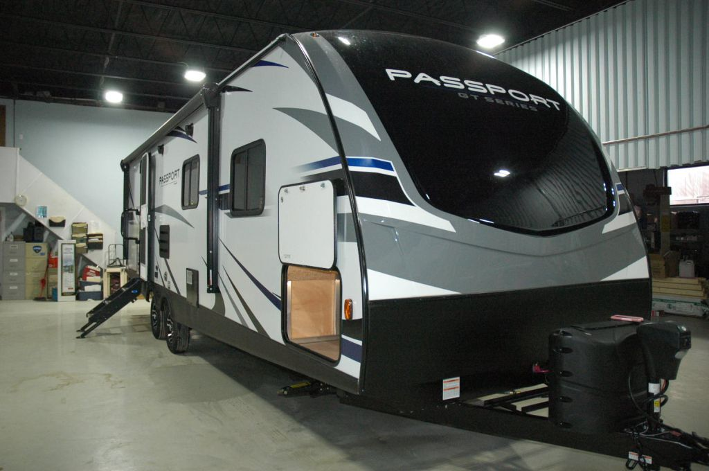2019 KEYSTONE RV Passport 2710RB GT
