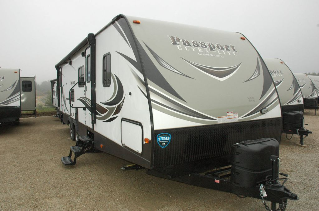 2019 KEYSTONE RV PASSPORT 2940BH
