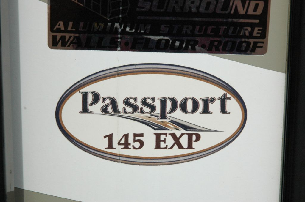 2016 KEYSTONE Passport 145 EXP