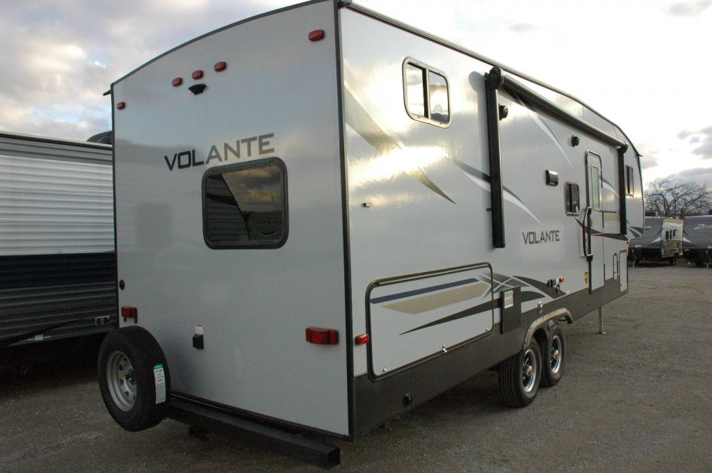 2020 CROSSROADS VOLANTE Just Arrived! 270BH INTRODUCTORY PRICE