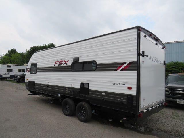 2022 WILDWOOD FSX 190RT