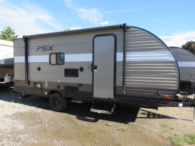 2019 FOREST RIVER WILDWOOD 197BH