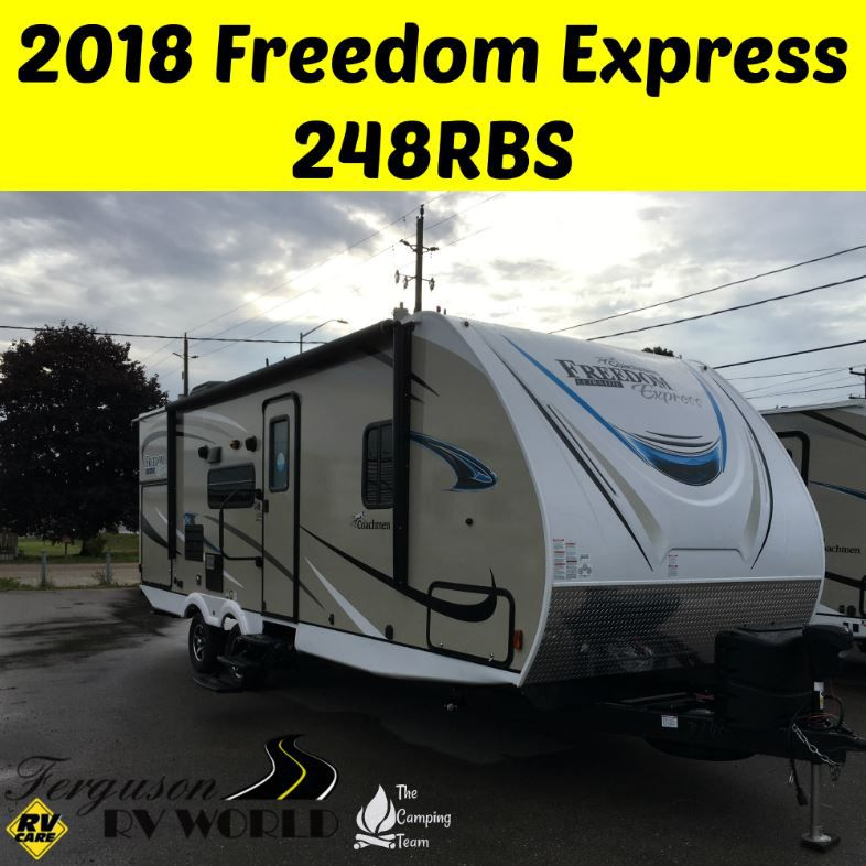 2018 FOREST RIVER FREEDOM EXPRESS 248RBS