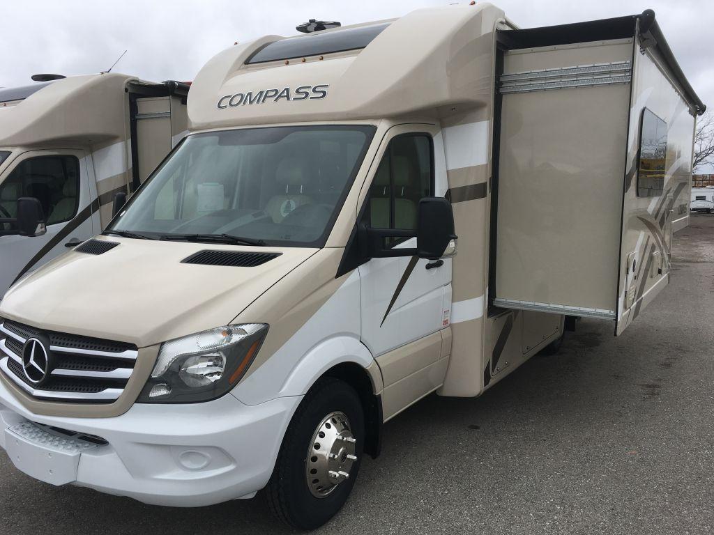 New 2018 thor motor coach compass 24tf motorhome 547118 for Thor motor coach rv