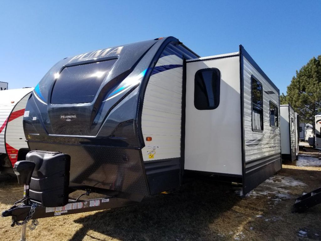 2018 PALOMINO PUMA by Forest River 31 FKRK One Bedroom