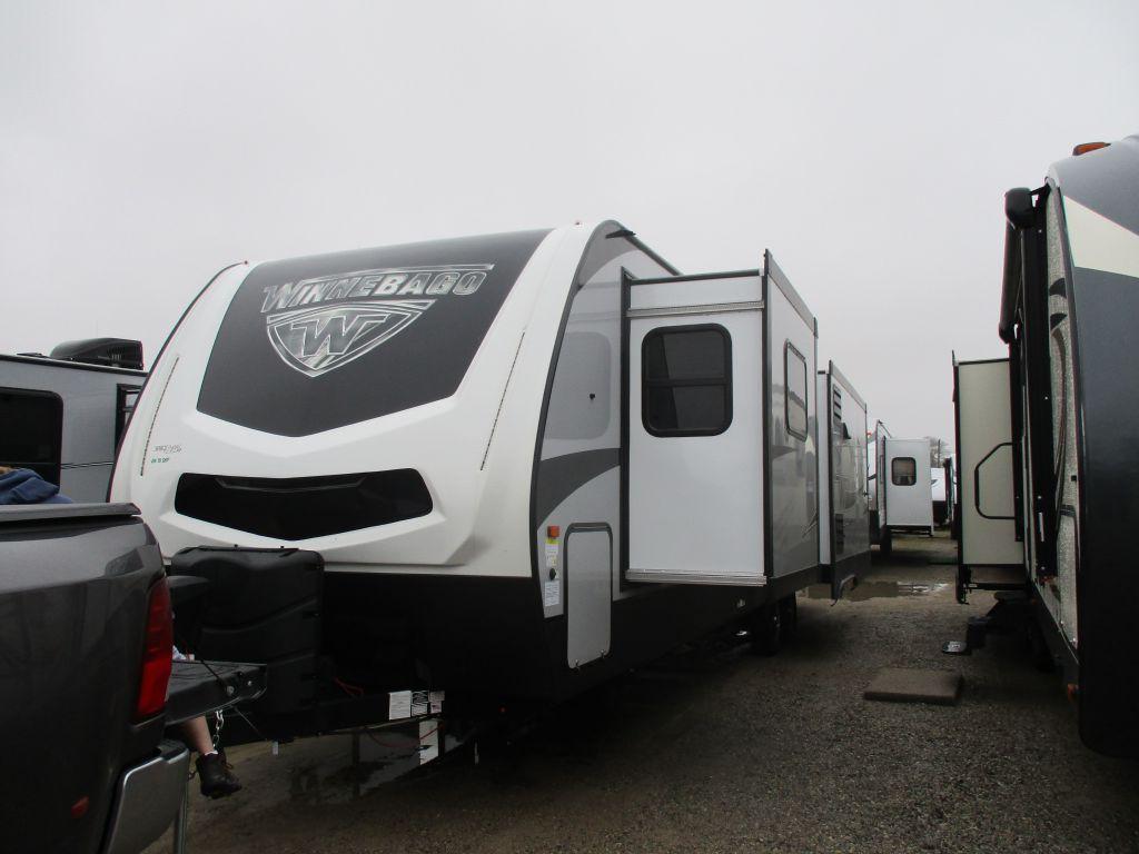 Model 2018 WINNEBAGO MINNIE PLUS 30RLSS  Great Escape RV