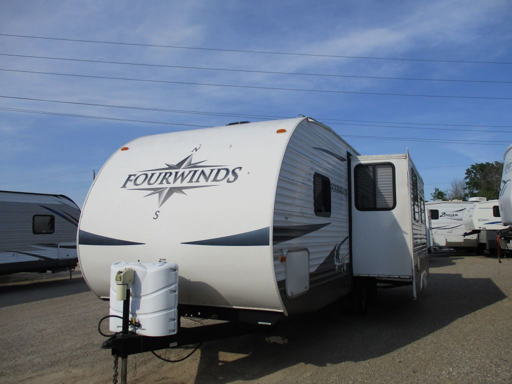 2010 DUTCHMEN FOUR WINDS 270RL