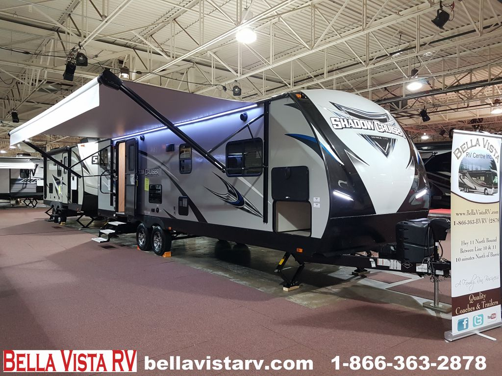 2018 CRUISER RV Shadow Cruiser 260RBS