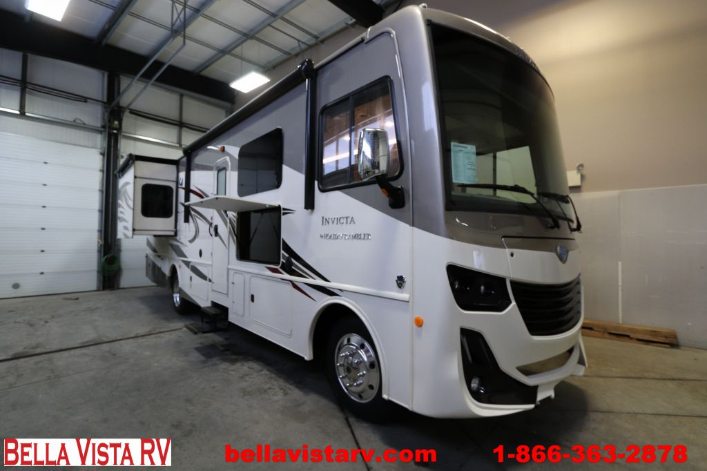 2020 HOLIDAY RAMBLER Invicta 33HB