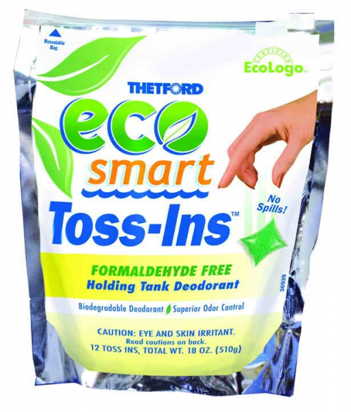 Thetford Eco-Smart Toss In's - 12PK