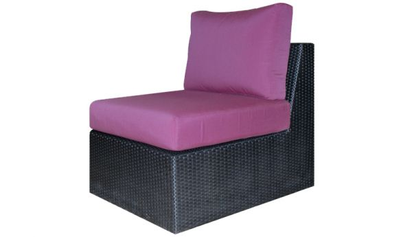 Echo Sectional Armless Chair