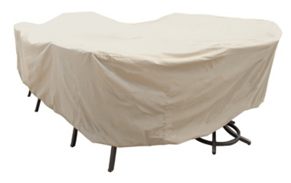 XL Oval/Rectangle Table and Chair Cover