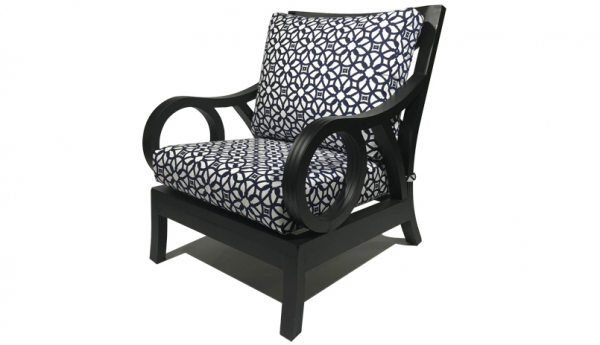 Cabo Patio Furniture.Jordan Cast Wicker Cabo Club Chair