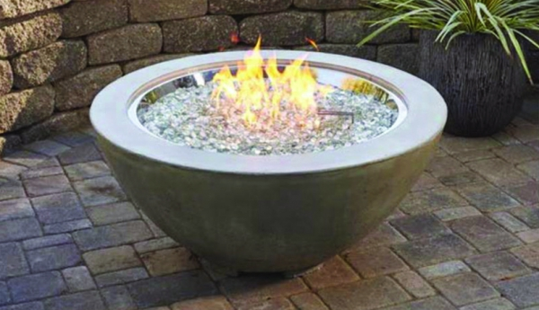 Cove Fire Pit Table